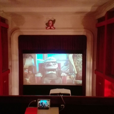 Cine infantil (Centre Cultural)