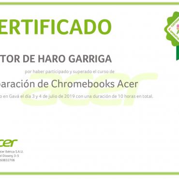 Certificado-Victor-Reparacion-Chromebooks