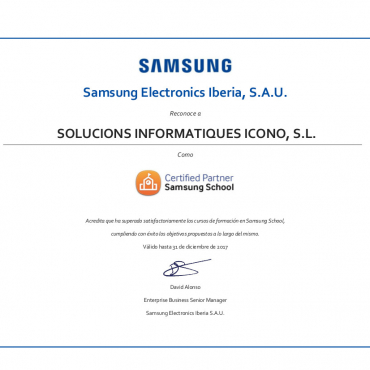 Certificacions educatives