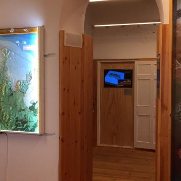 Centre d'interpretació del far de Cavalleria